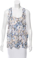 Stella McCartney Printed Sleeveless Top