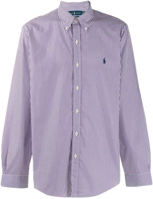 Ralph Lauren stripe long sleeve shirt