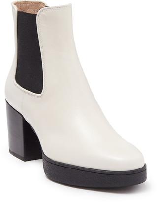 Tod's Gomma Block Heel Chelsea Boot