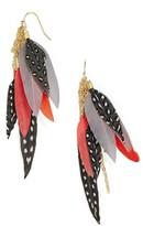 BaubleBar Women's Ravyn Drop Earrings