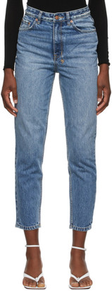 Ksubi Blue Pointer Jeans