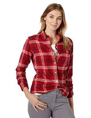 Pendleton Women's Audrey Fitted Flannel Shirt
