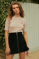 Urban Outfitters Jumbo Corduroy Zip A-Line Skirt