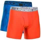 Under Armour Men's 2-pack Original Series 6-inch Novelty Boxer Briefs