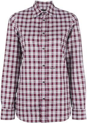 DSQUARED2 Plaid Shirt