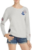 Soft Joie Rikke B Patch Sweatshirt