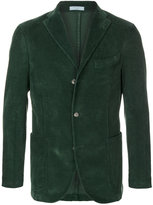 Boglioli corduroy three button jacket