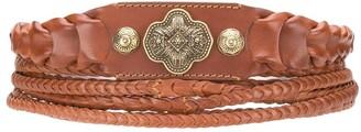 Etro Braided Waist Belt