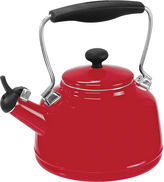 Chantal 2-qt. Enamel-on-Steel Vintage Teakettle