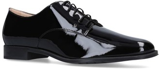 Tod's Patent Oxford Shoes