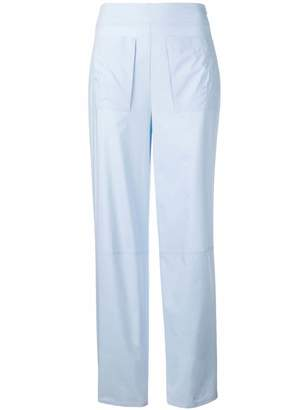 Roberto Collina high-waisted trousers