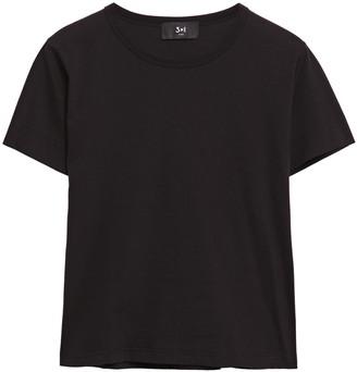 3x1 Cotton-jersey T-shirt