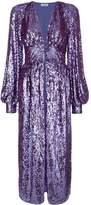ATTICO Sequin Tunic Coat