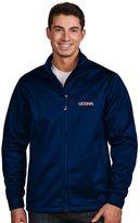 Antigua Men's UConn Huskies Waterproof Golf Jacket