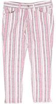 Etoile Isabel Marant Skinny-Leg Cropped Jeans