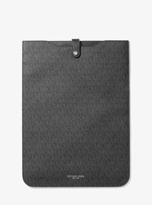 Michael Kors Logo 15 Inch Laptop Pouch