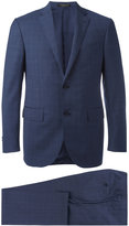 Corneliani two piece suit - men - Cupro/Wool - 48