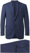 Corneliani two piece suit - men - Cupro/Wool - 54
