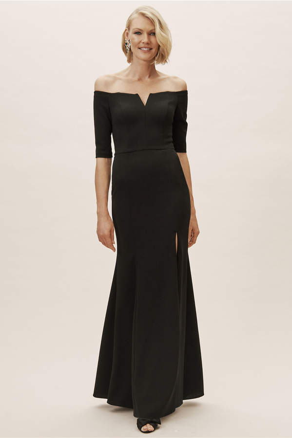 13dbfd1cb4 BHLDN Black Mother of the Bride Dresses - ShopStyle