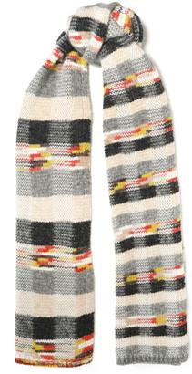 Missoni Intarsia-knit Scarf
