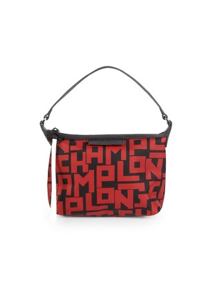 Longchamp Logo Top Handle Bag