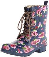 Chooka Women's Combat Flora Rain Boot
