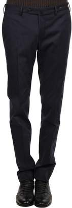 Pt01 Elastic Cotton Trousers