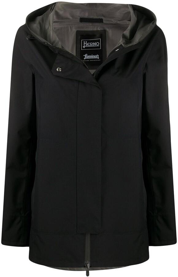 Herno Water-Resistant Hooded Jacket