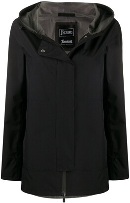 Herno Water-Resistant Hooded Jacket