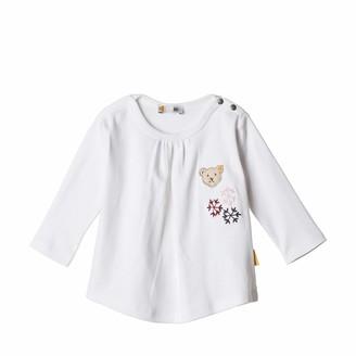 Steiff Baby Girls' T-Shirt Longsleeve Long Sleeve Top