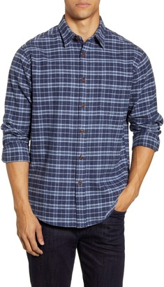 Rails Forrest Regular Fit Plaid Button-Up Flannel Shirt