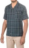 Woolrich Costal Peak Shirt - Organic Cotton, Short Sleeve (For Men)