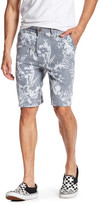 Micros Neo Print Relaxed Fit Short