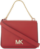 MICHAEL Michael Kors Logo leather shoulder bag