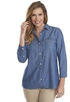 Woolrich Women's Fairview Denim Shirt