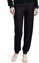 Cosabella Sinsonte Waffle-Knit Pants