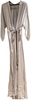Jenny Packham Grey Dress for Women
