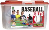 Bed Bath & Beyond Kaskey Kids 30-Piece Red vs. Blue Baseball Guys
