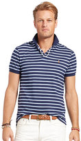 Polo Ralph Lauren Big & Tall Striped Pima Soft-Touch Polo Shirt