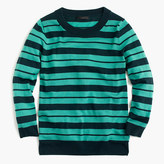 J.Crew Tippi sweater in mixed stripe