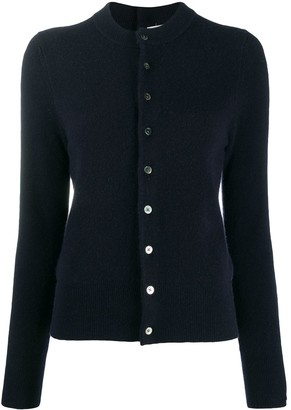 Extreme Cashmere Little Game cardigan