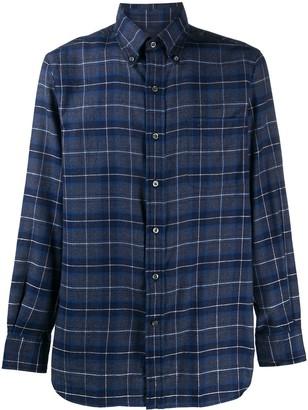 Polo Ralph Lauren Check-Pattern Button-Down Shirt