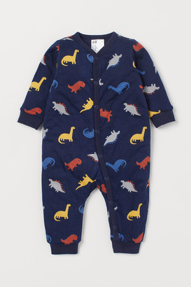 H&M Padded all-in-one pyjamas
