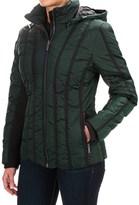 Zac Posen Olivia Gross Grain Down Jacket (For Women)