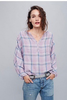 CP Shades x Free People Womens DOUBLECLOTH PLAID SWING