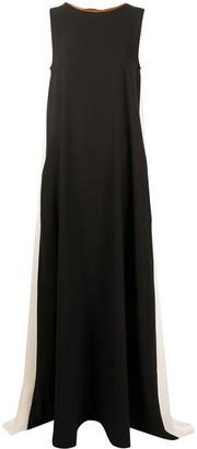 Plan C Sleeveless Maxi Dress