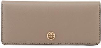 Tory Burch Robinson Slim Leather Wallet
