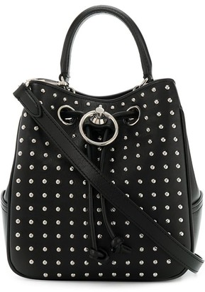Mulberry small Hampstead studded tote