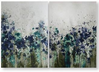 Graham & Brown Set Of 2 Peaceful Prairie Printed Canvas