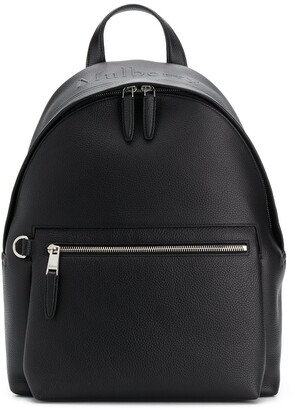 Mulberry Zipped Small Backpack